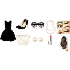 """""""romantic date"""" by jazzybadd-badd on Polyvore"""