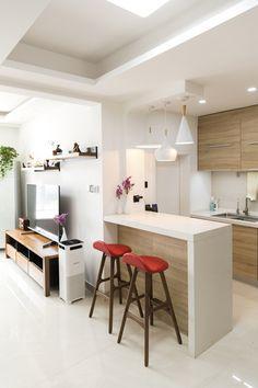 Kitchen bar - EDIMASS (picture from consumer) The Originals, Kitchen, Furniture, Design, Home Decor, Cooking, Homemade Home Decor, Decoration Home, Room Decor