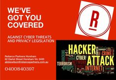 CYBER INSURANCE A must for today's businesses