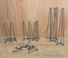 A new supplier of hairpin legs on the market. This one is based in Europe.