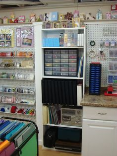 Dink's Craft Studio, Embellishment Station