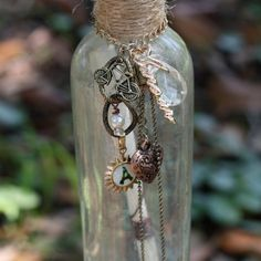 Parisian Love Message in a Bottle