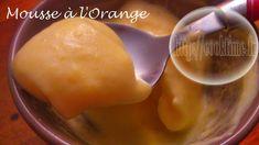 Mousse à l'Orange (au Thermomix)