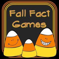 Fall Fact Games