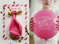 Awesome Invites for Awesome Parties: PercyVites, DIY Balloons, Flip Books, and Superheroes