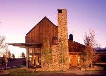 Mount Wilson Residence: Rustic Family Retreat Reinterprets the Classic Barn