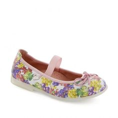 Balerini fete 314007 - Pablosky Flower Power, Mary Janes, Flats, Sneakers, Shoes, Fashion, Tennis, Moda, Zapatos