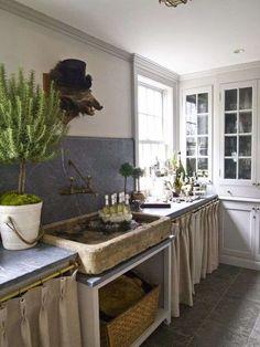 Idee per arredare la cucina in stile rustico (Foto 17/32) | Designmag
