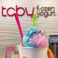 Simply Scooped! #tcby