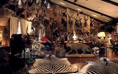Jim Shockey Trophy Room