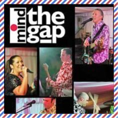 Mind The Gap outstanding 5 or 6 piece function band based South East UK. Proven track record making them one of most in demand sought after bands UK.