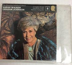 SCHUBERT-COMPLETE SONGS 9-UK 1990 HYPERION CASSETTE-PAPER LABELS-SARAH WALKER | eBay