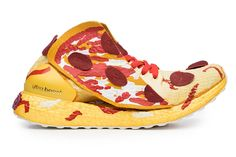 Adidas Pizza Shoes Are the Must-Have Accessory for Pepperoni-Loving Fashionistas - Eater