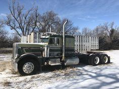 Big Rig Trucks, Semi Trucks, Cool Trucks, Peterbilt 359, Peterbilt Trucks, Vintage Trucks, Big Boys, Rigs, Cars And Motorcycles