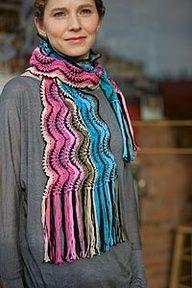 "Tahki Colorplay Crochet Scarf Pattern - Crochet Me"" data-componentType=""MODAL_PIN"