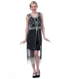 As stunning as it may appear. A beaded open style dress, complete in a fully beaded mesh. A sleeveless design is complim...Price - $194.00-dTGSaV11