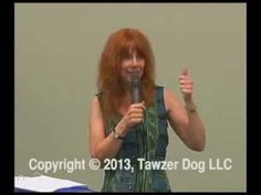Talk to the Paw - Nicole Wilde  #Dogs are excellent interpreters of canine body language and signals. But how good are we at reading dogs? There is so much more to canine body language & communication. Here are just a few of the topics that are covered: What does it mean when a dog's teeth chatter, or when the lower jaw trembles? How dangerous are air snaps?Is there a significance to which side your dog's tail wag favors? What are the active and passive defense reflexes?