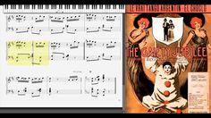 El Choclo Tango por Ángel Villoldo (1913, Piano Tango)