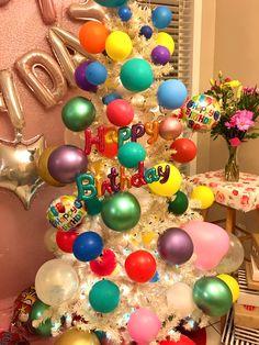 Birthday Tree, Ornament Wreath, Ornaments, Wreaths, Home Decor, Decoration Home, Door Wreaths, Room Decor, Christmas Decorations