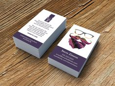 Masculin lavender beard business card design personalized for men / male essential oil distributors & advocates. Choose from dōTerra, Young Living, your own logo or a generic version. #business #networking