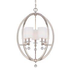 Metropolitan Lighting N6842-613 Chadbourne Five-Light Chandelier - ATG Stores