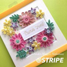 それぞれの一歩 の画像|STRIPE(ストライプ)~クイリング材料販売&アトリエ@所沢~