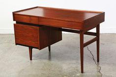 mid century modern desks - Google Search