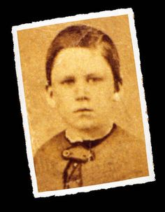 The actual, and very well-fed, Almanzo Wilder
