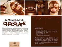 El chocolate que tanto nos gusta, también puede traer grandes beneficios para nuestra piel, aprende una receta casera que huele delicioso y se ve riquísima.
