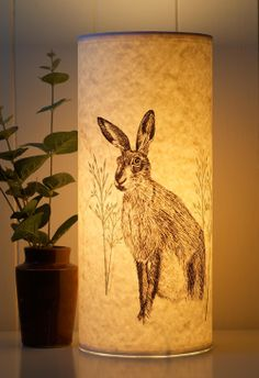 Hare lamp - Radiance