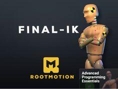 Final IK Scripting/AnimationThe final Inverse Kinematics solution for the game developer. Unity 3D game Assets.