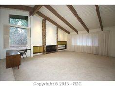 5 Chase Ln, Colorado Springs, CO 80906 (MLS # 735063) - Mid-Century Modern One-owner custom home located in the Broadmoor Heights neighborhood.