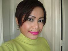 NYX Xtreme lip cream in Dolly Girl