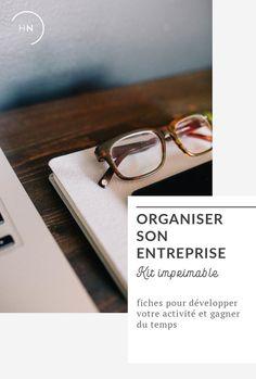 Organiser son entreprise créative Hello Nobo