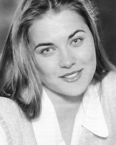 Young Lucy Lawless