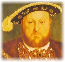 Henry the VIII. Perhaps my favorite historical figure