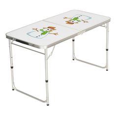 Snowman Christmas Holiday design Source: Snowman Pong Table   Zazzle