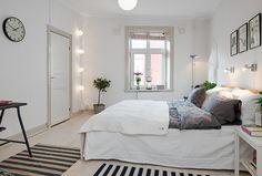 lights (via Alvhem) - my ideal home...