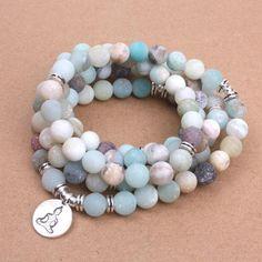 Awesome women's Buddha bracelet (3 variants)