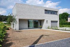 Project: VeVa, ééngezinswoning - Langdorp, 2007 - Sven Dezittere - architect