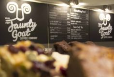 Jaunty Goat Coffee Company - Branding Design by Alpha Design & Marketing