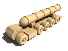 wooden toy rocket - Bing images