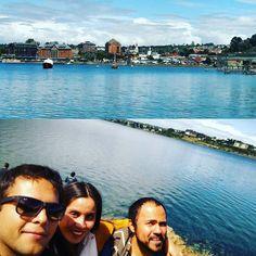 Puerto varas con los pro!!  #go #travel #surprise #sur #chile #instachile #love #bro #brother #instagram #instapic #photo #lake #chocolate by popochvz