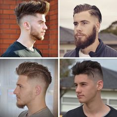 """Men's Fashion Post on Instagram: """"Which style would you get? For the latest mens hair trends follow @iranthebarber"""""""