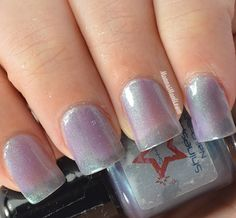 Brand: Shinespark // Collection: The Light, The Heat (2015) // Color: Purple Martin // Blog: Manna's Manis