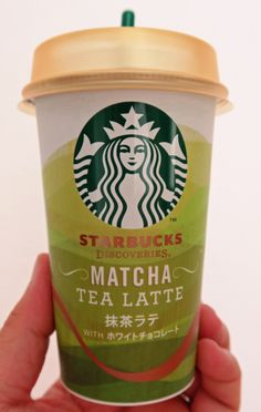 Town & Country Matcha Tea Latte, Green Tea Latte, Hot Coffee, Coffee Cups, Town And Country, Cherry Blossoms, Starbucks, Japanese, Culture