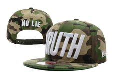 Im The Truth Snapback Hat Camo , wholesale cheap  $4.7 - www.hatsmalls.com
