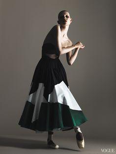 cool Ola Rudnicka by Arcin Sagdic for Vogue Ukraine June 2015 [Fashion]
