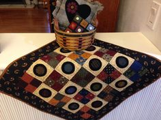 kit Four Patch Penny Quilt beautiful cotton and by MomAndIDesigns