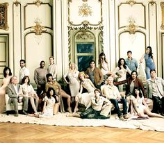 THE BEAUTIFUL CAST OF ALL MY CHILDREN  www.toln.com